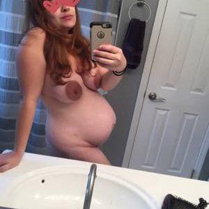 Einmaliges Sextreffen mit schwangerer Frau aus Luzern